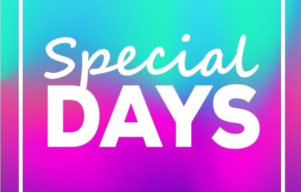 logo Special Days kolor